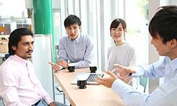 人材サービス会社の専門的な就業支援